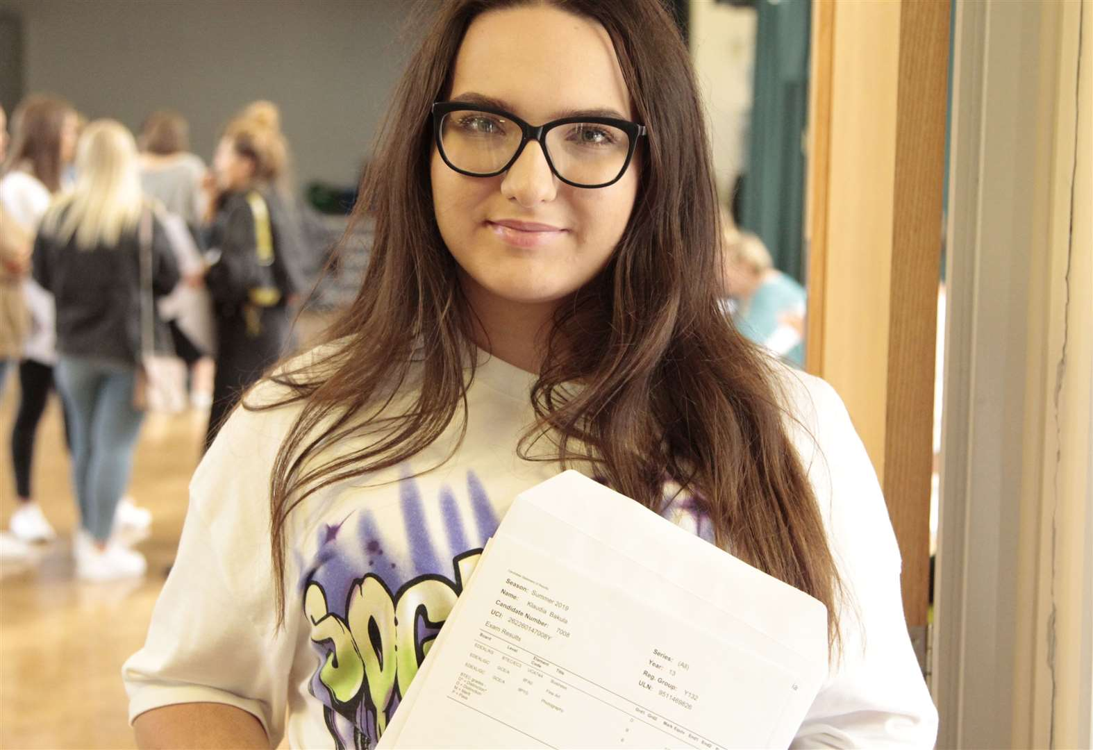 A-level results day 2019: Walton Academy