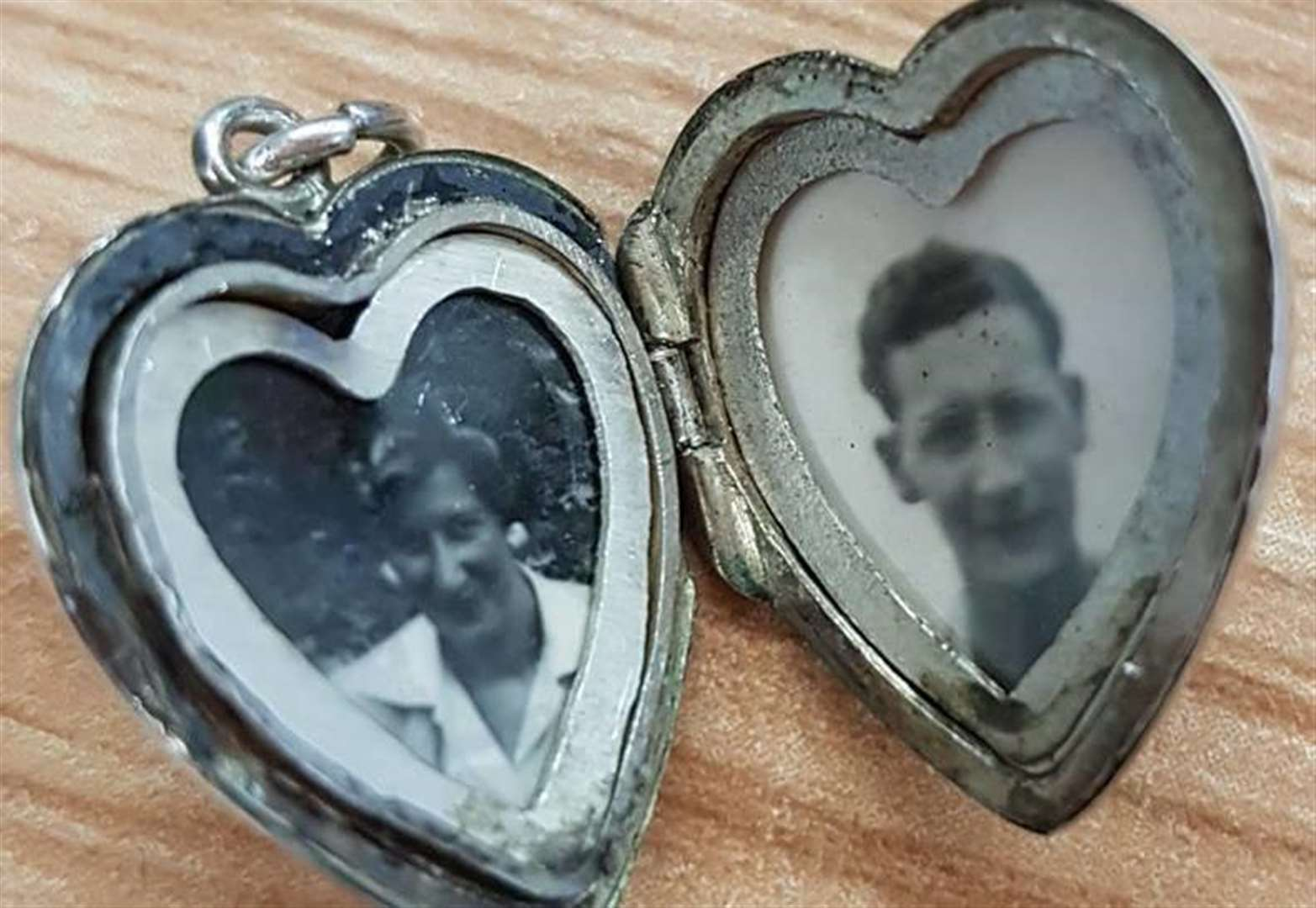 Police appeal for help finding owner of locket
