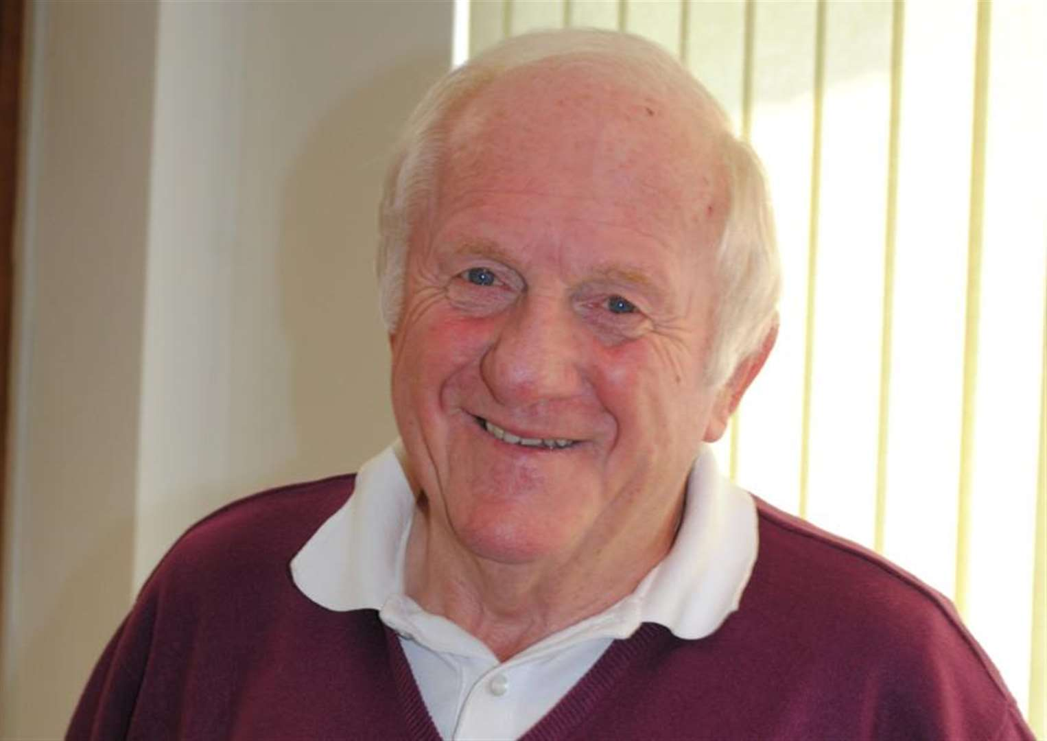'Father of the house' and district councillor for 44 years Jeff Thompson will be missed