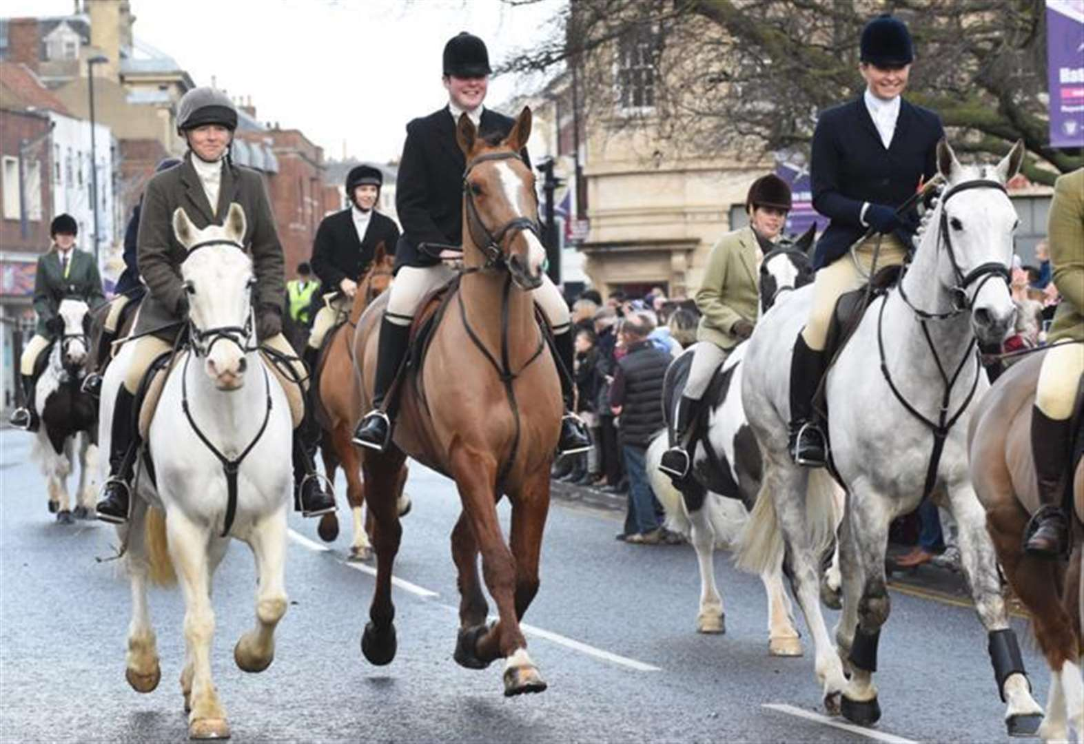 """Tally Ho!"" Grantham Boxing Day hunt meet to go ahead says top councillor"