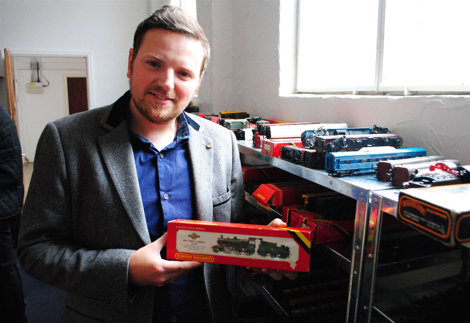 New model railway shop to open in Grantham