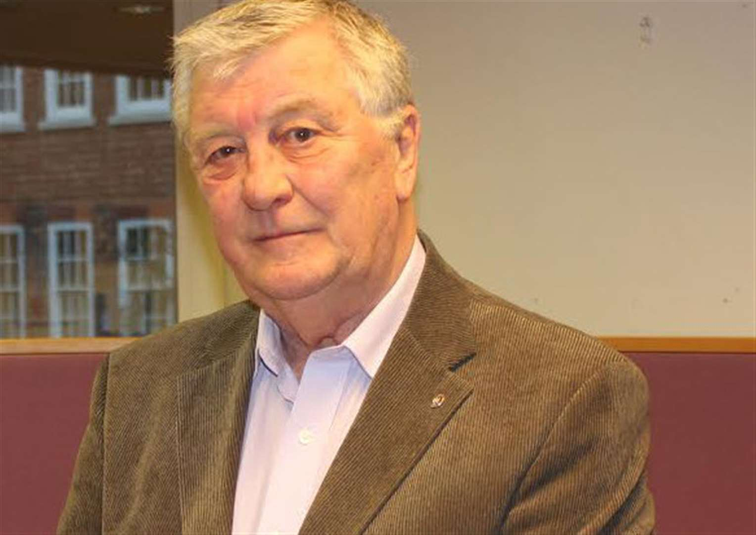Grantham councillor fighting on after heart attack