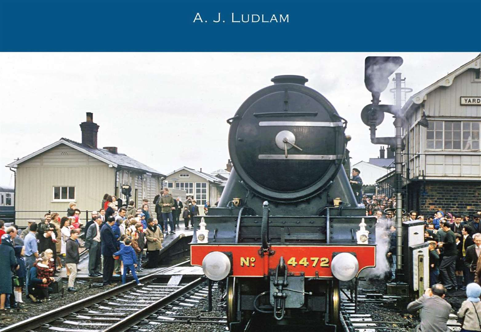 New book to tell story of Grantham railway