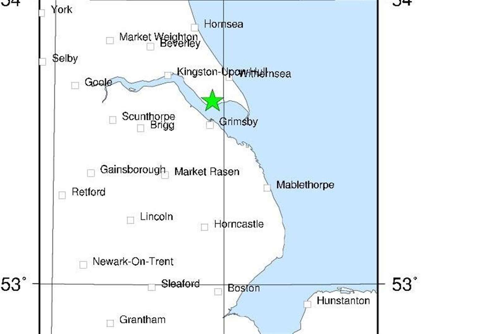 Tremors felt in Grantham as earthquake hits county