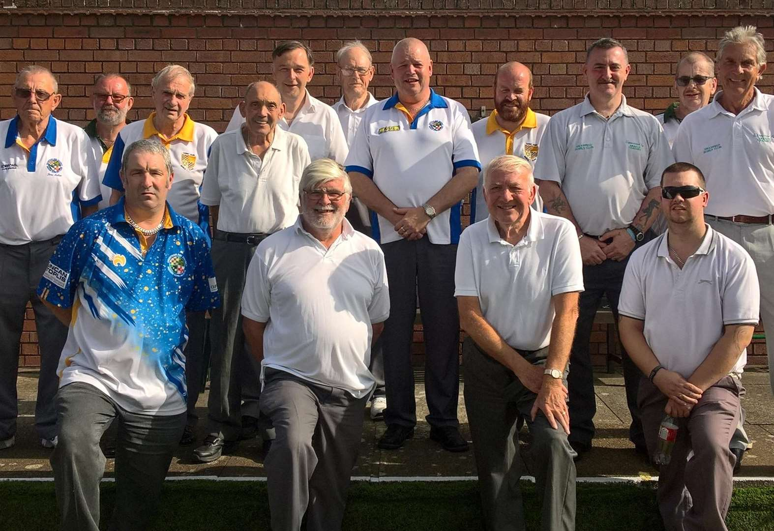 Grantham bowlers finish second in annual match