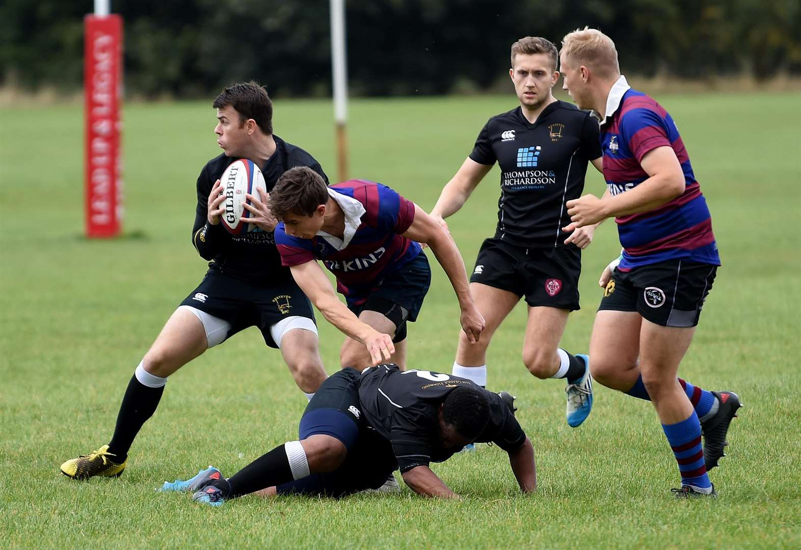 Kesteven RFC win first game of new campaign