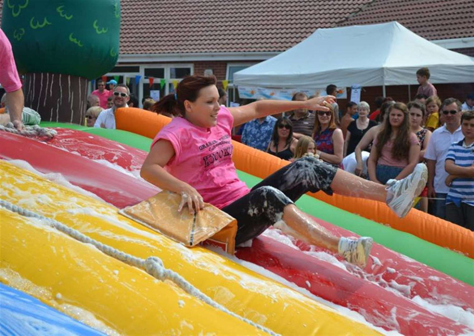 Grantham hospice to hold It's a Knockout