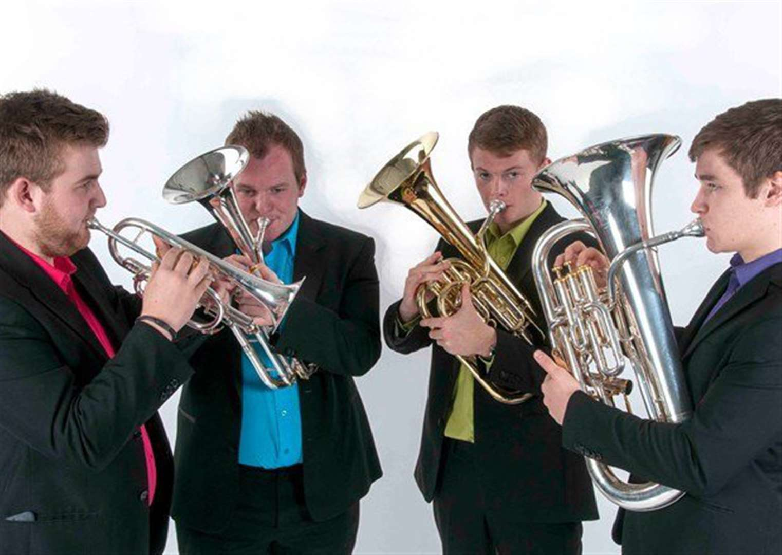WHAT'S ON: Brass quartet will play Long Bennington's 'quiet place'