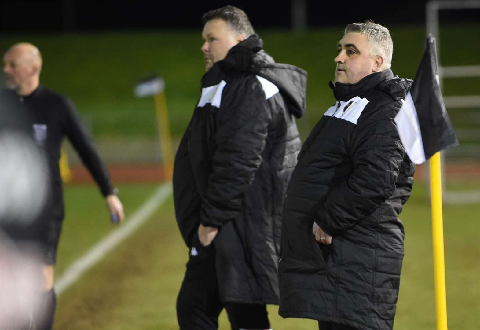 New Gingerbreads managers understand fans' euphoria after 'dream start' victory