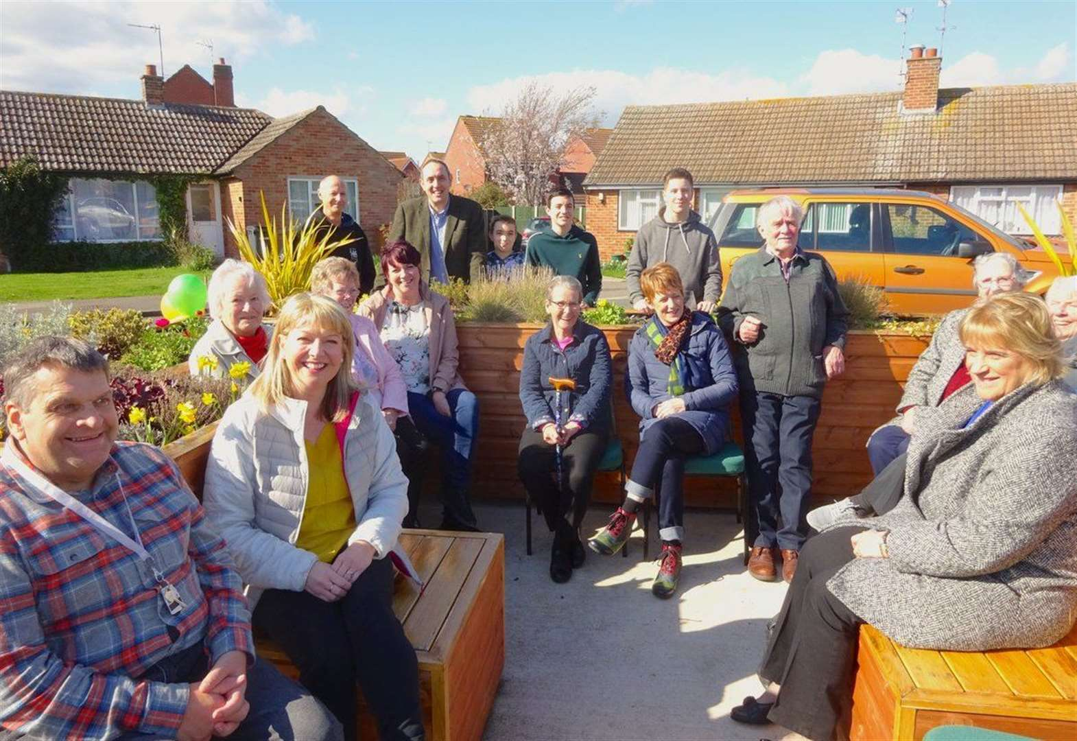 Bottesford's Friendly Bench awarded £240,000 in lottery funding