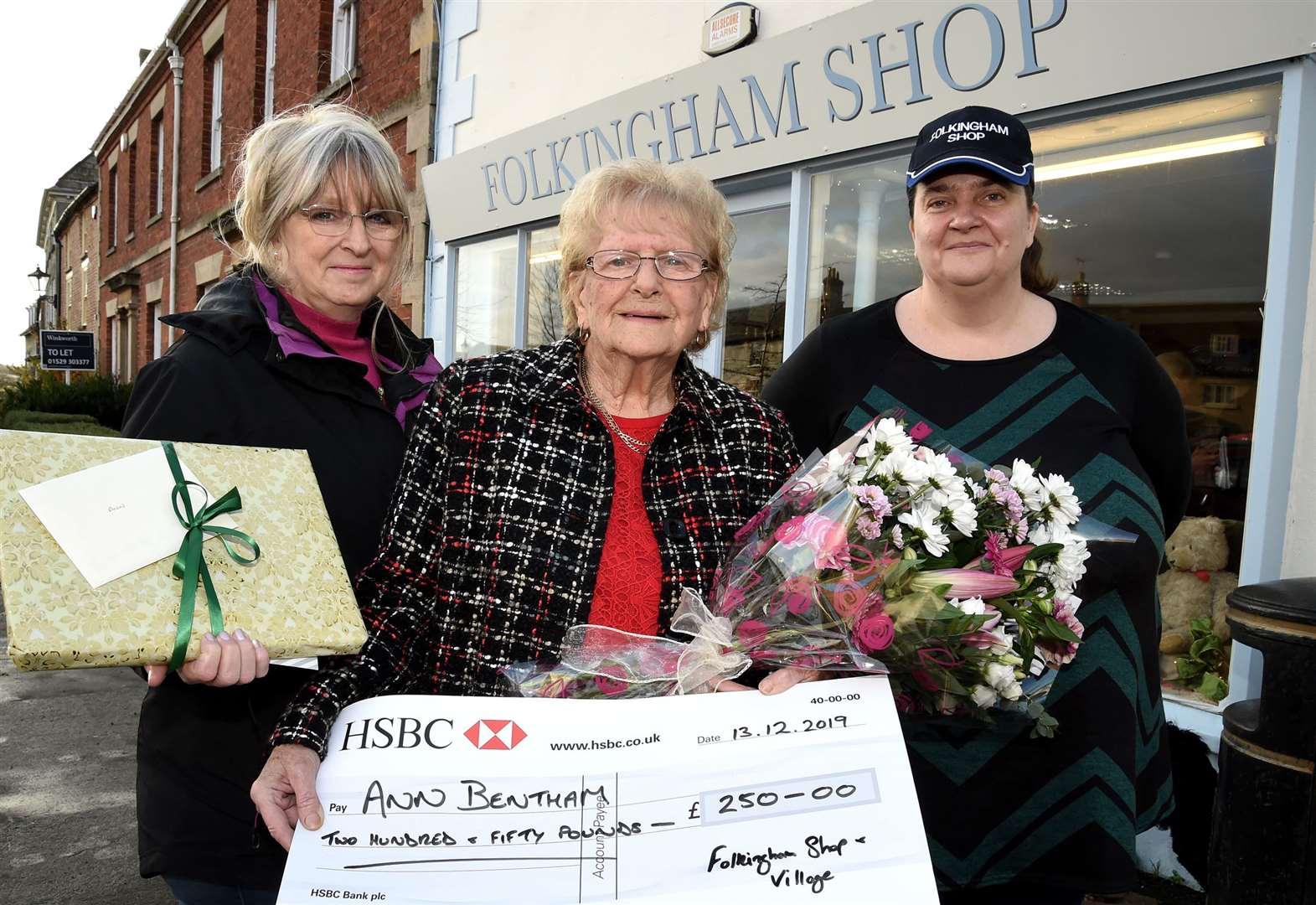 Fond farewell as Ann retires from village shop after 27 years