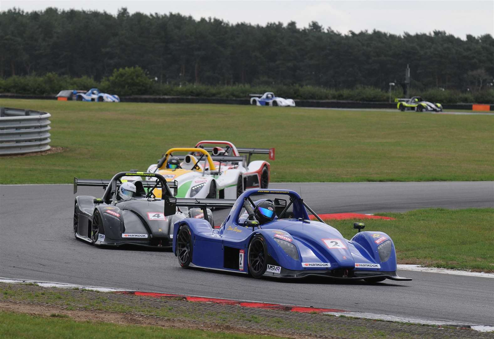 Staunton's Radical racer Burgess keeps championship title hopes alive