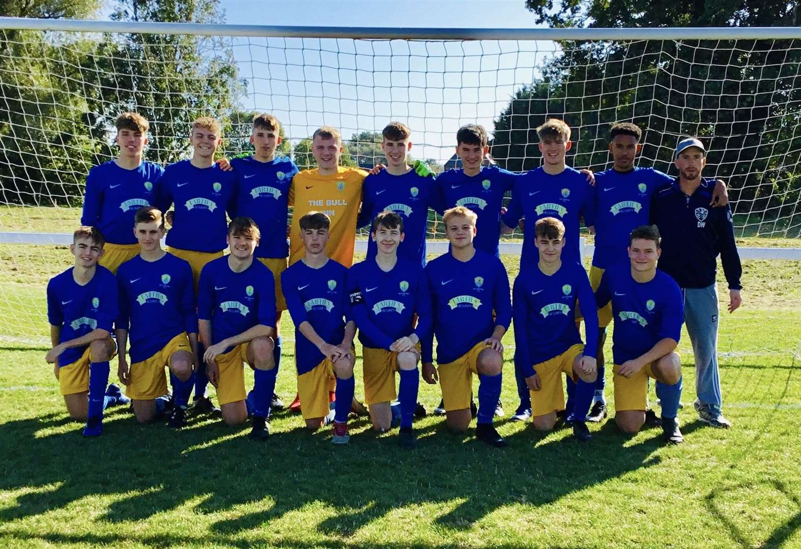 Bottesford under-18s stamp their authority on game