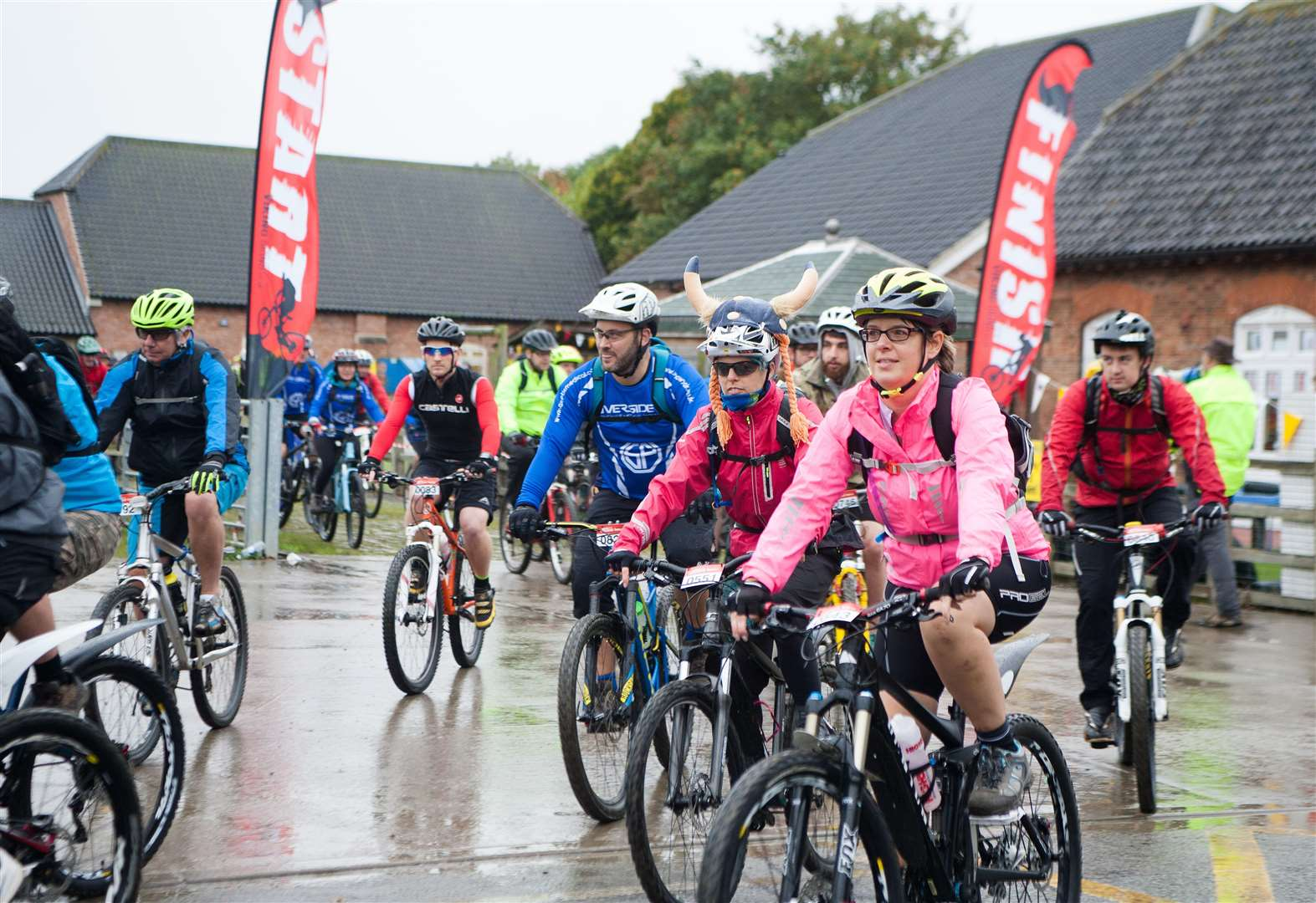 More than 1,000 cyclists to take on new route in Viking Challenge