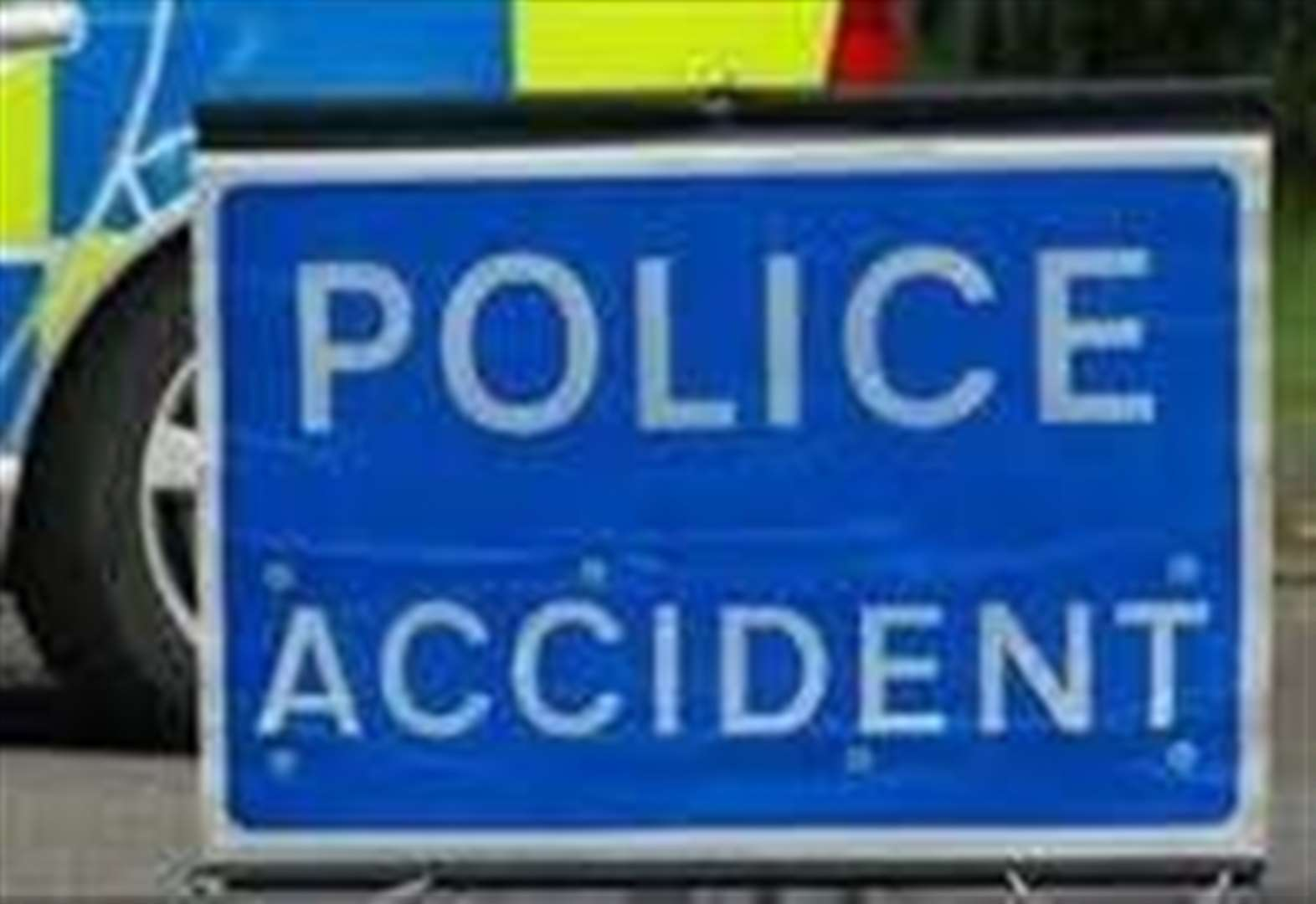 Traffic slow after accident on A1 at South Witham