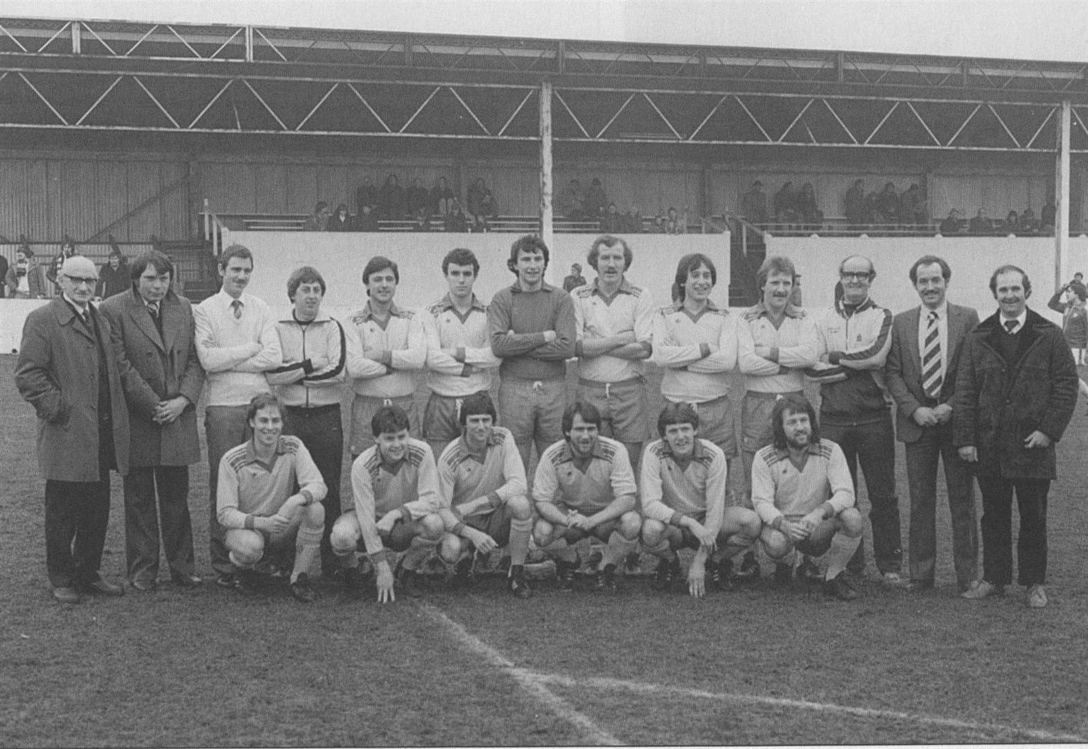 Gingerbreads were still on London Road in the 1980s