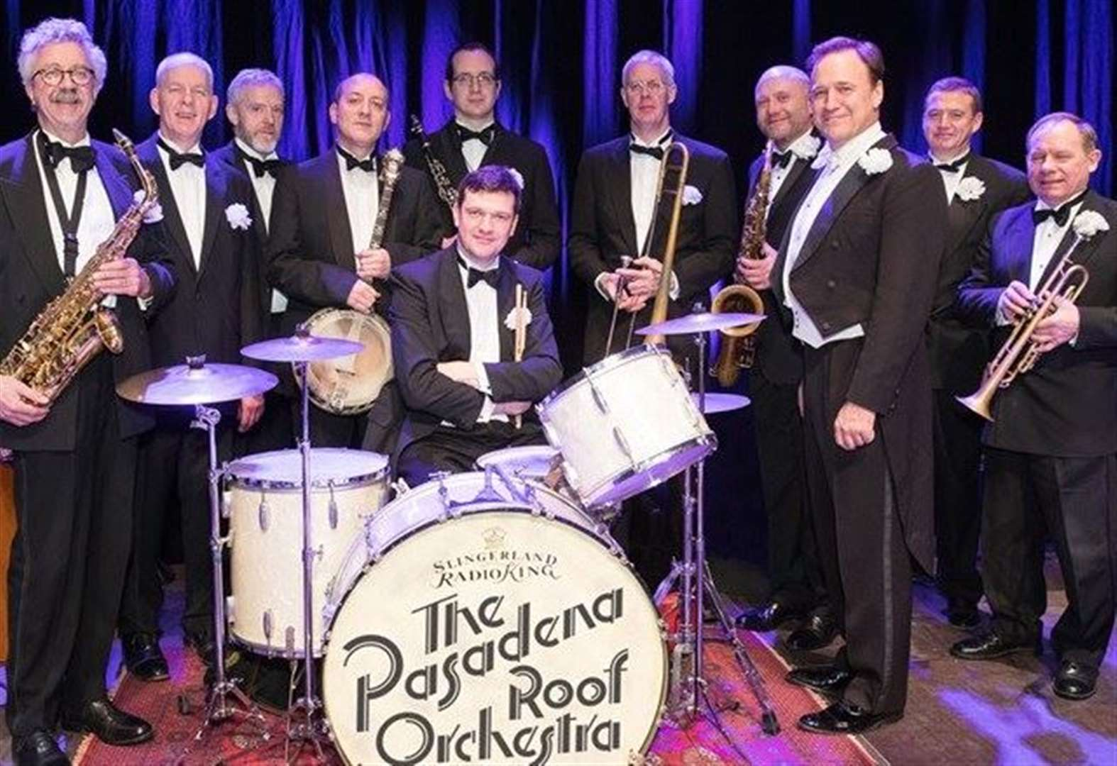 Orchestra will raise the Roof at Guildhall this Friday