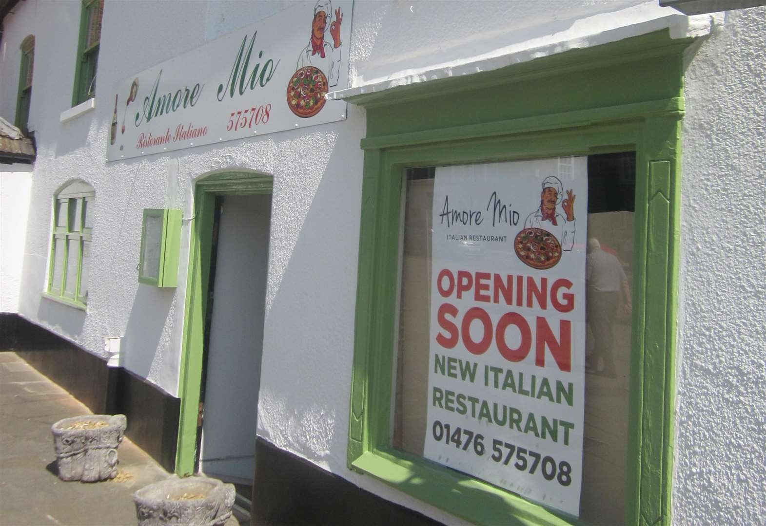 'Authentic' Italian restaurant to open in Westgate