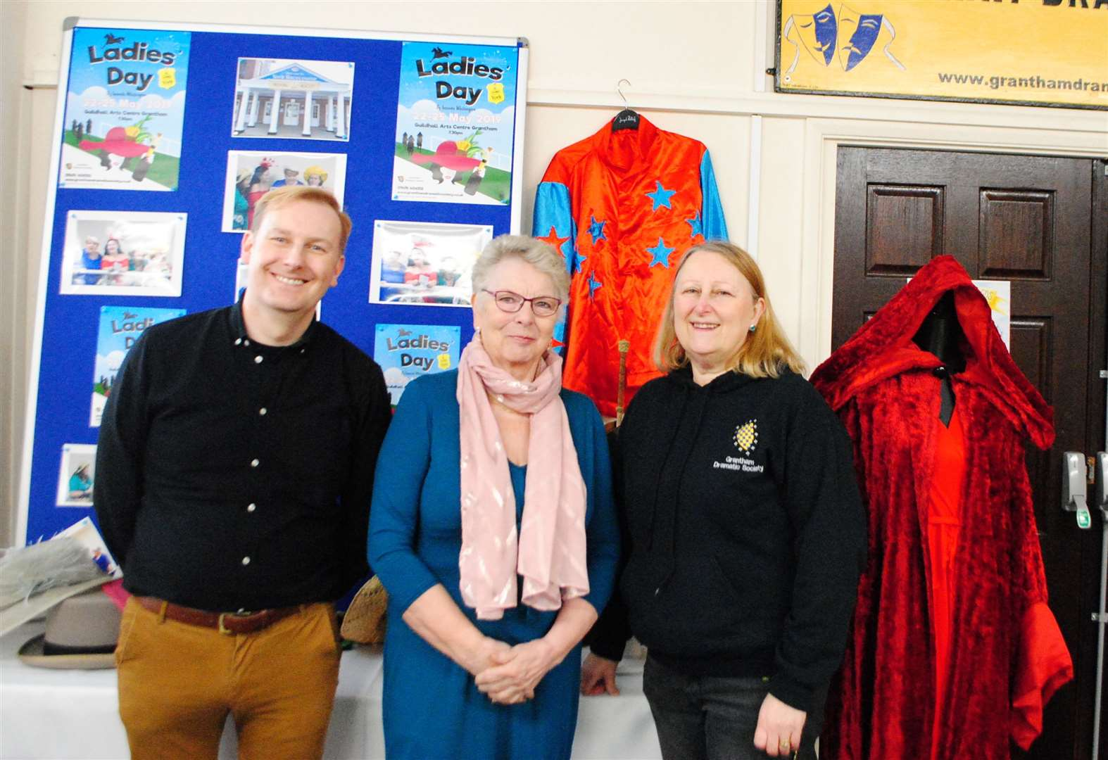 Grantham Dramatic Society moves into ideal new home
