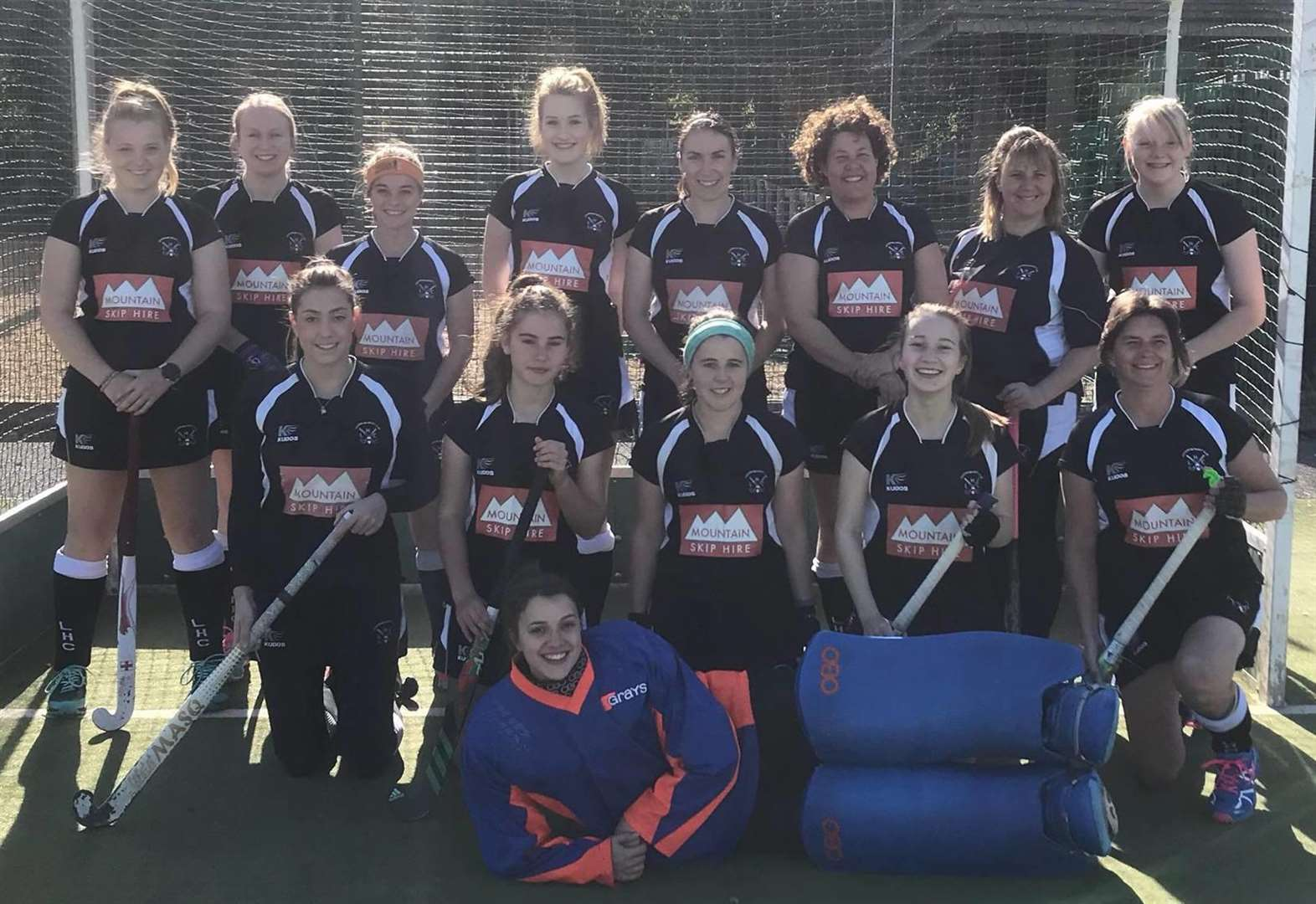 Leadenham Hockey Club ladies begin season with four straight wins