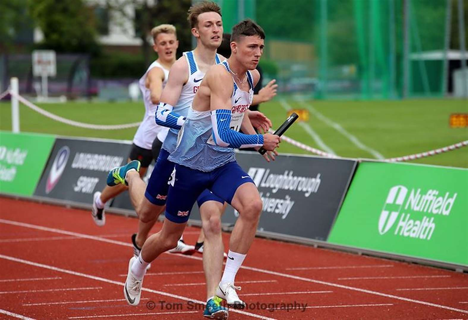 Davey impressed at Loughborough International with Euro qualifying result