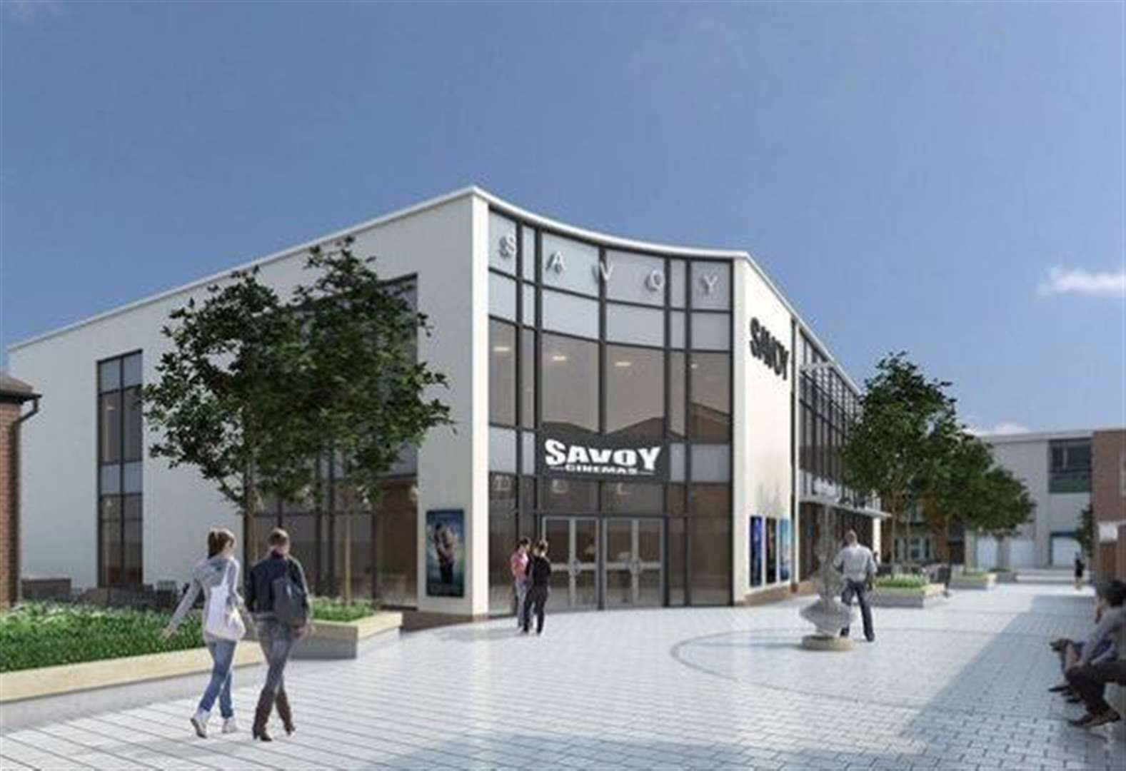 Savoy reveals tickets prices for new Grantham cinema