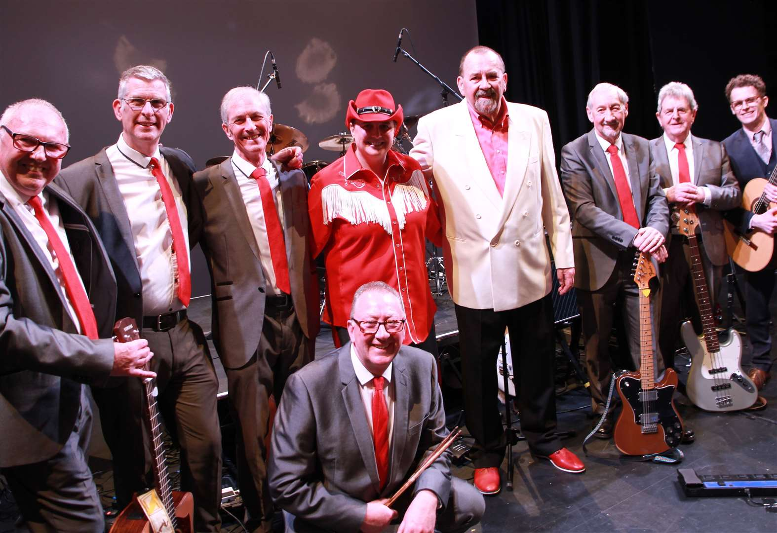 Rotary show rocks the Guildhall