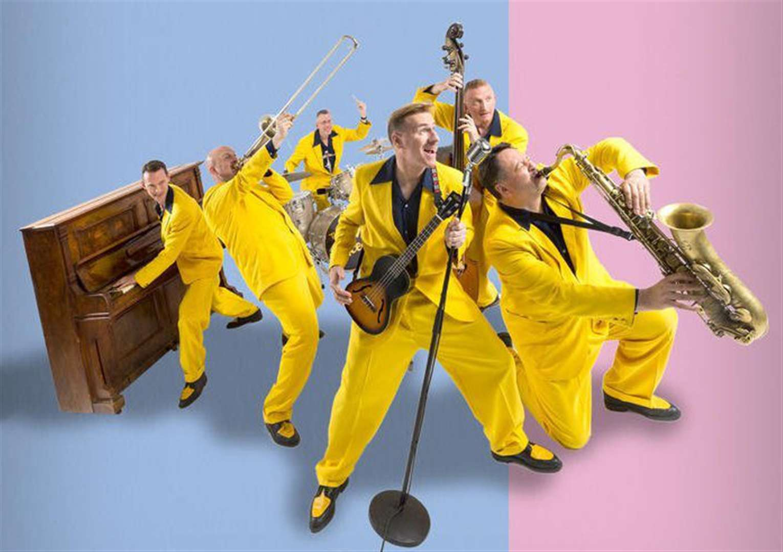 WHAT'S ON: Jive Aces will have Grantham theatre jumping
