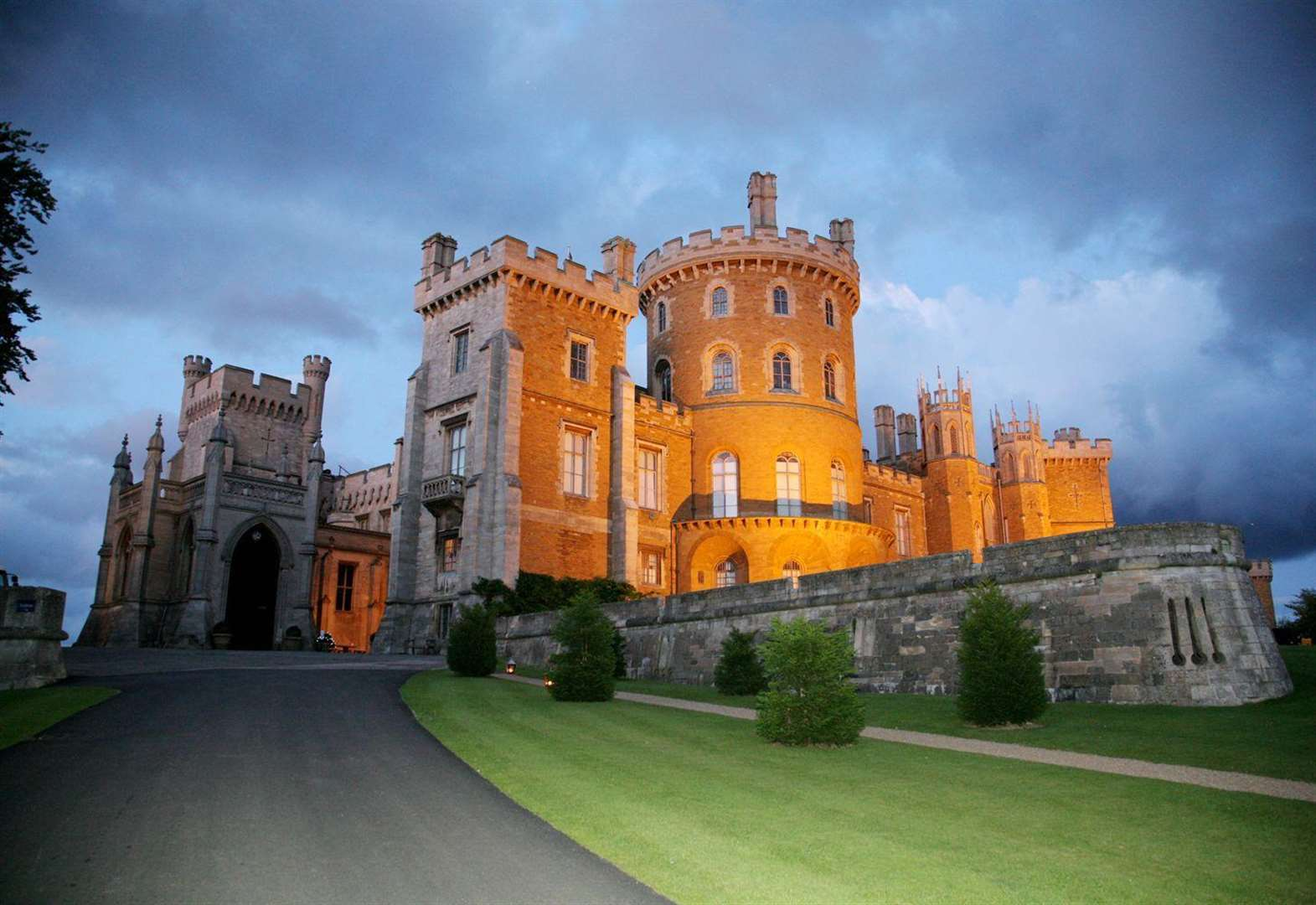 Dare to walk the dooms at Belvoir Castle's Halloween fright night