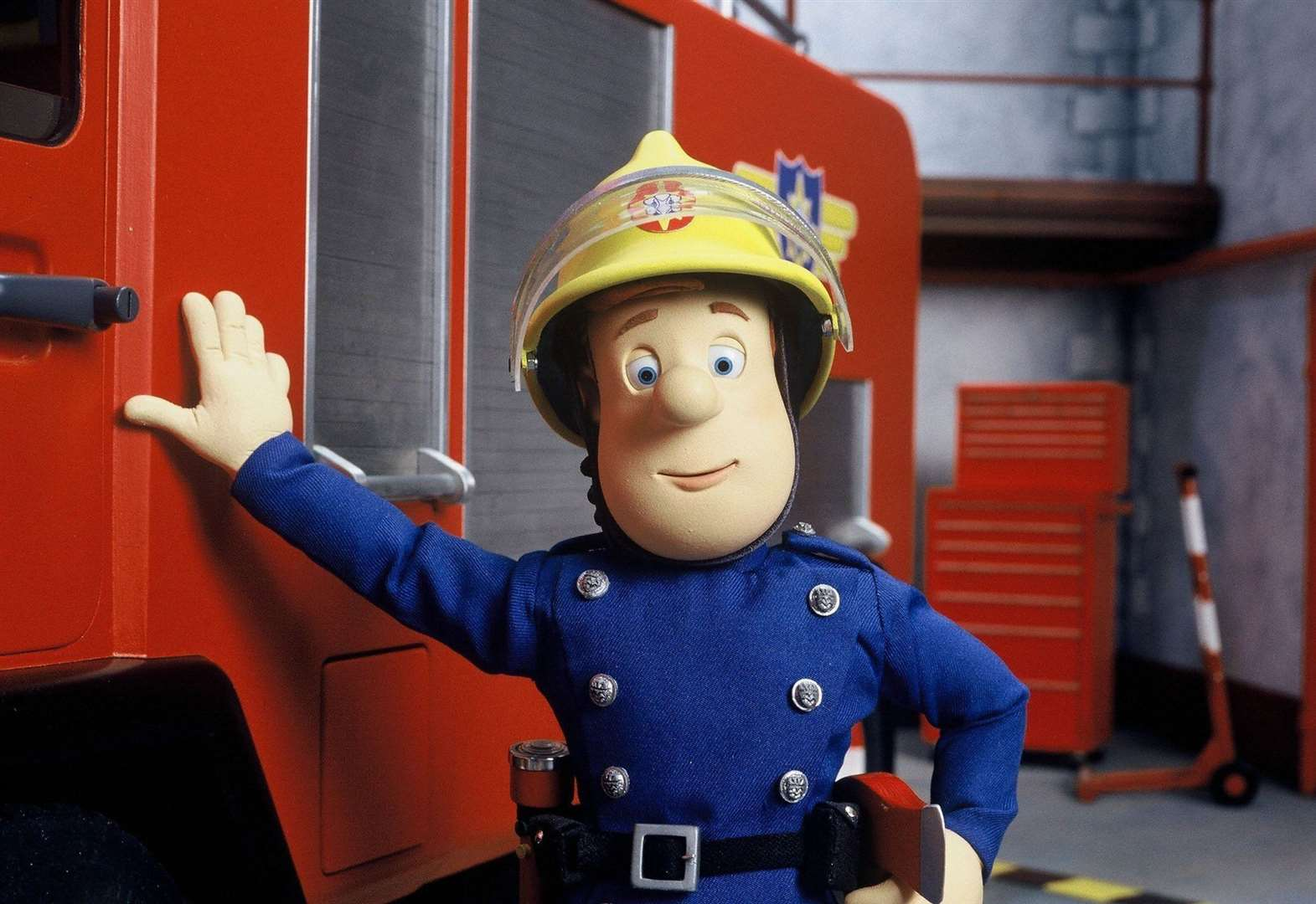 Police investigate 'malicious' messages sent to chief fire officer after Fireman Sam dropped
