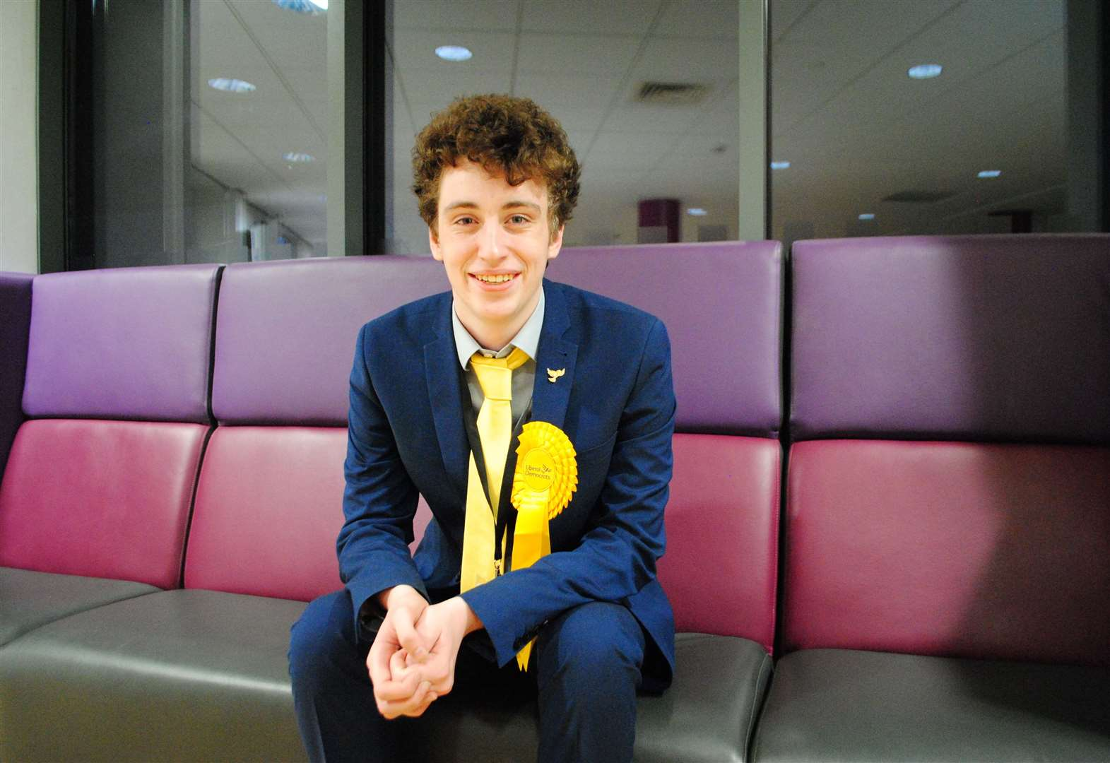 General Election 2019: 20-year-old Liberal Democrat candidate says there has been no progress on saving Grantham Hospital