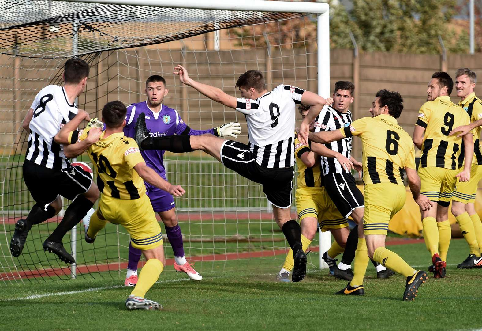 Grantham Town's woes continue with fourth straight defeat