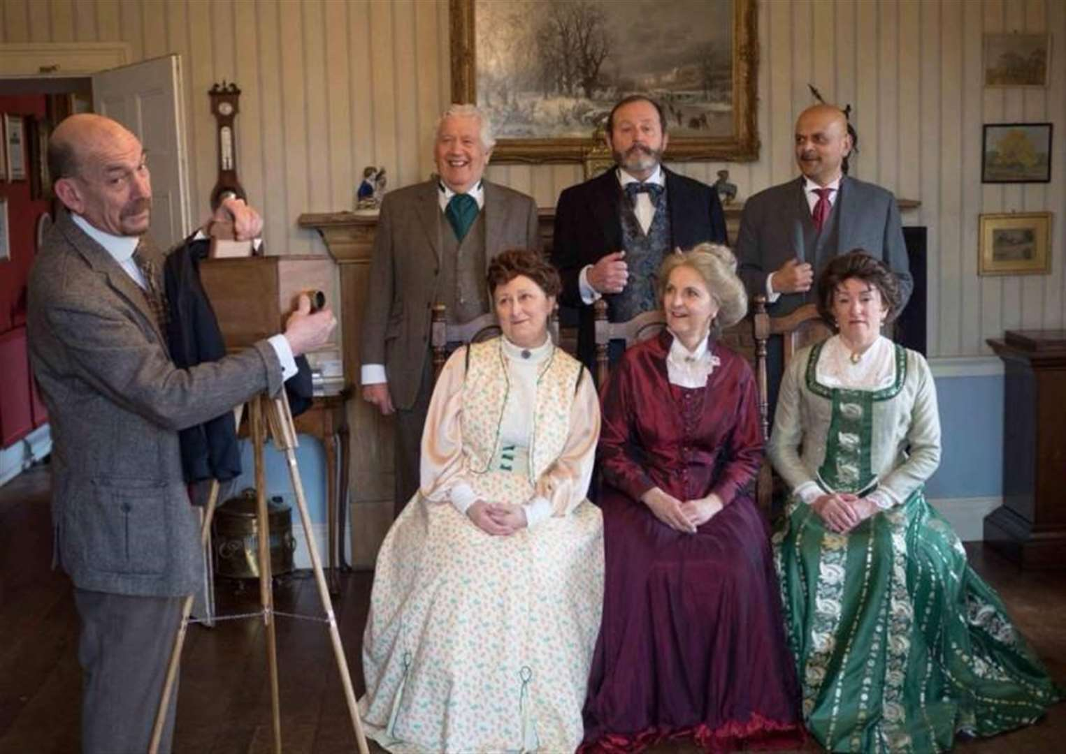WHAT'S ON: Next Grantham amateur dramatic play will satirise middle-class pomposity