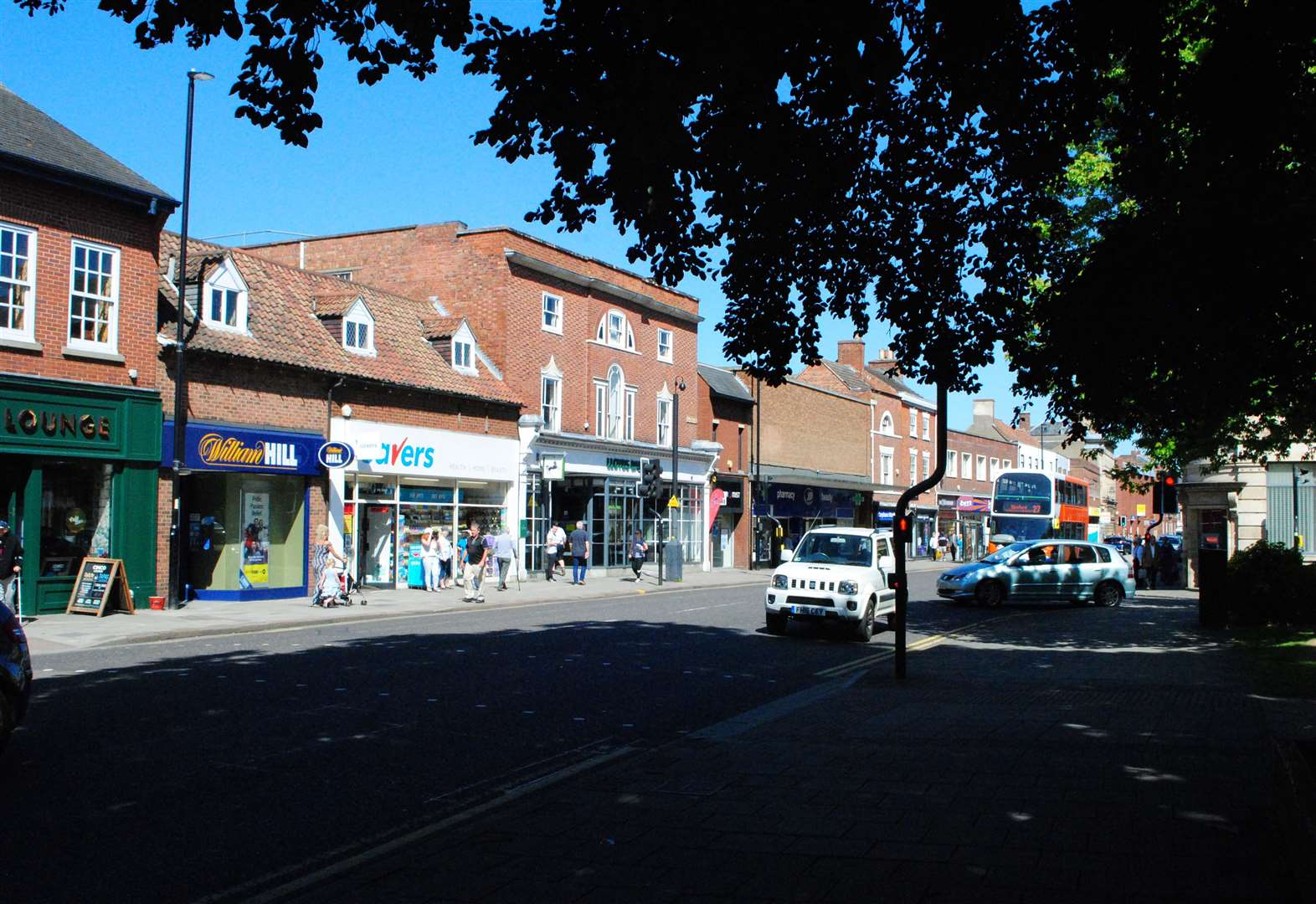 Grantham selected as one of 69 locations to benefit from £95million Historic High Streets Fund