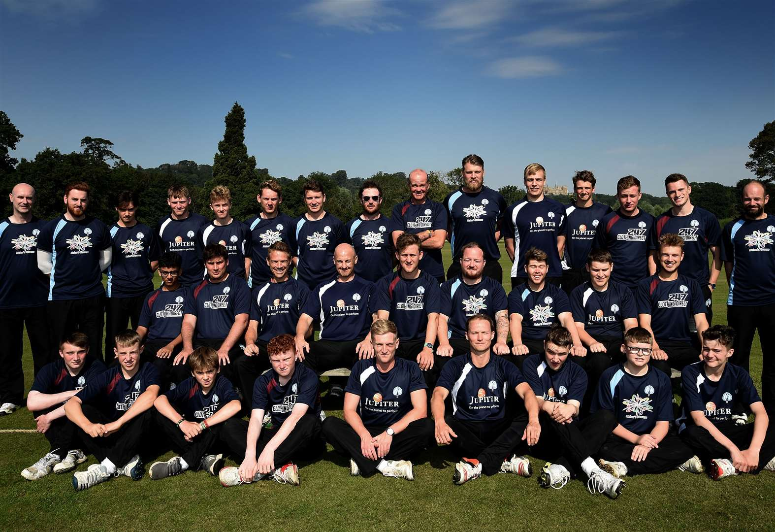 Village cricket club holds annual charity T20