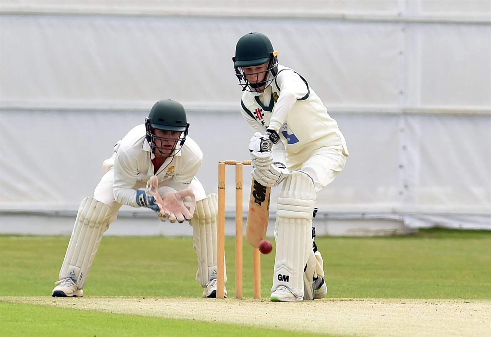 Grantham CC get two results from four matches due to weather