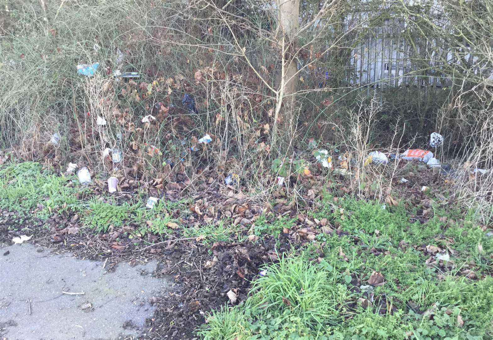Anger as 'rubbish and human waste' left in Long Bennington