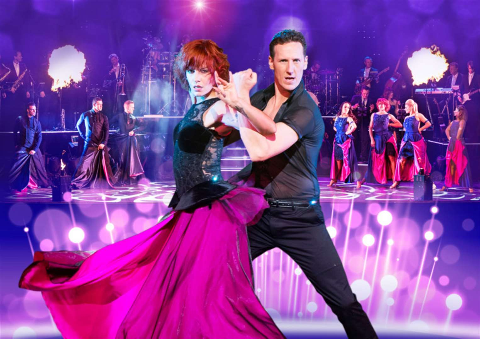 Strictly star Brendan comes to town