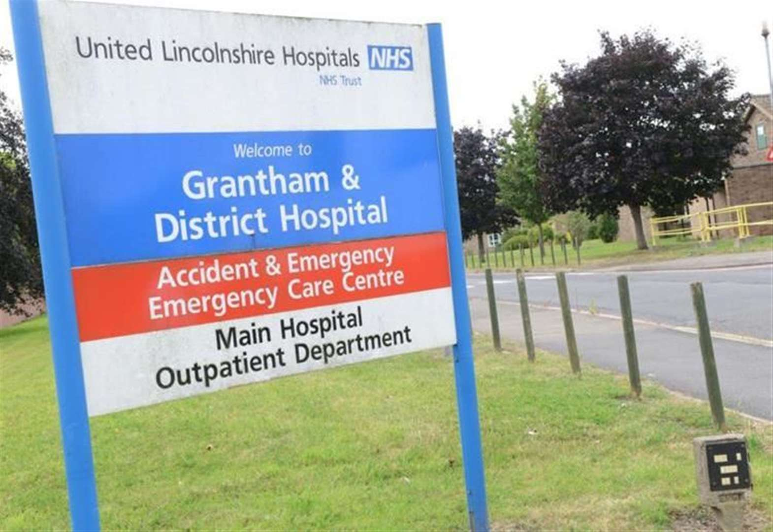 Surge in patients from Lincolnshire attending Peterborough hospital since closure of Grantham A&E overnight