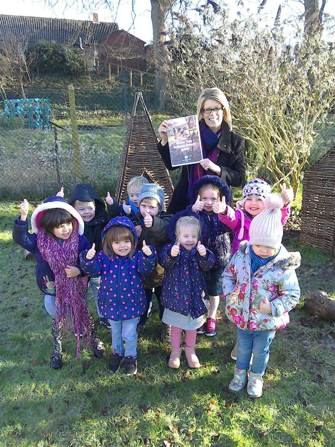 Ancaster Nursery and Forest School. (6742641)
