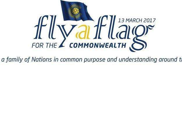 Fly a flag for The Commonwealth
