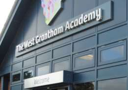 The West Grantham Academy St Hugh's.