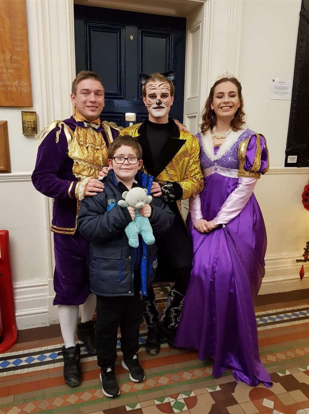 Youngsters at Grantham Disabled Children's Society enjoyed the relaxed performance of Dick Whittington last week. (6421338)