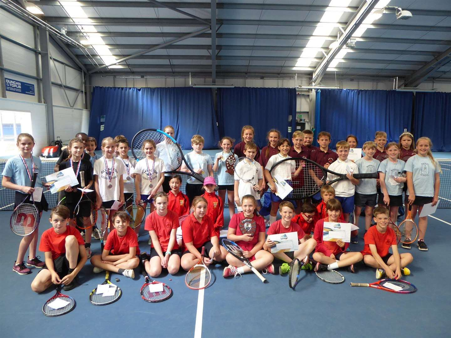 Years 5 and 6 doubles tournament (2838653)