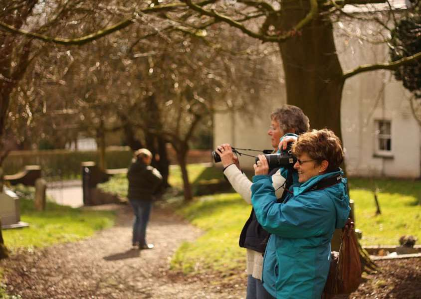 Join the photographing history project at Wyndham Park, Grantham.