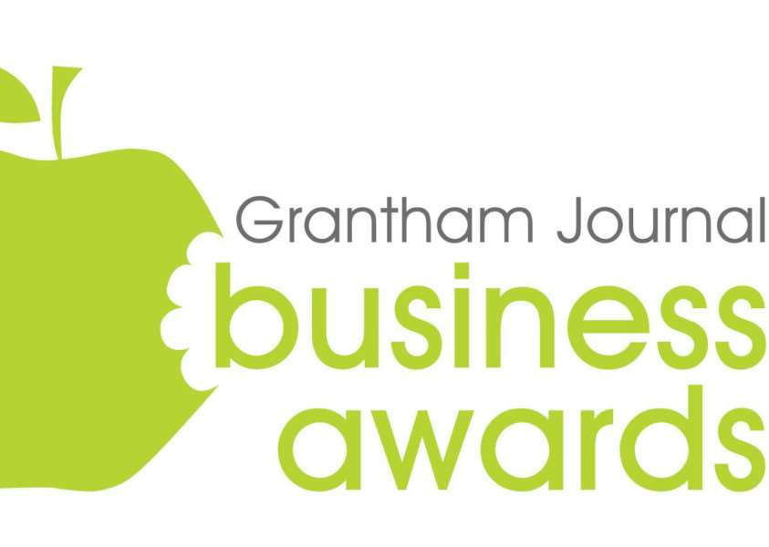 Grantham Journal Business Awards logo