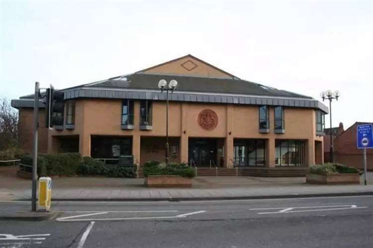 Lincoln Magistrates Court (22779662)