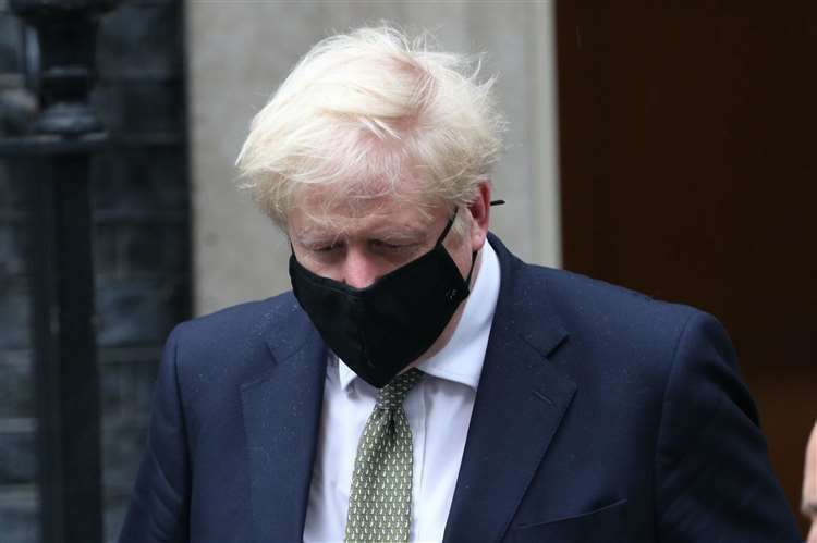 Boris Johnson has annouced a three-tier system of Covid restrictions. Picture: PA (42668641)