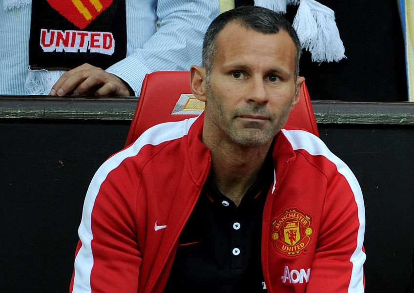 Ryan Giggs. Photo: PA Wire