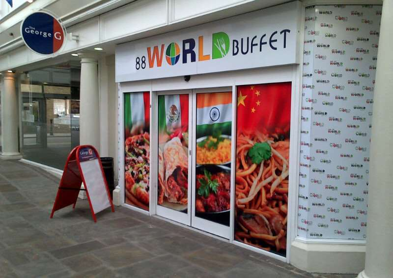 World Buffet in The George Centre